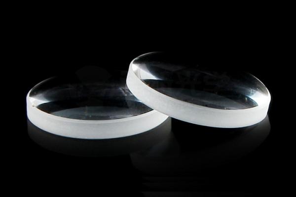 N-BK7直径50mm焦距100mm平凸透镜镀增透膜